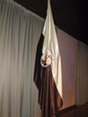 Bandera El Carmen Teresiano Bogotá D.C