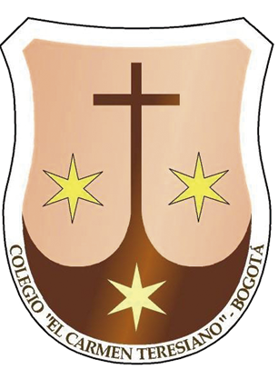 Escudo el carmen teresiano bogotá D.C
